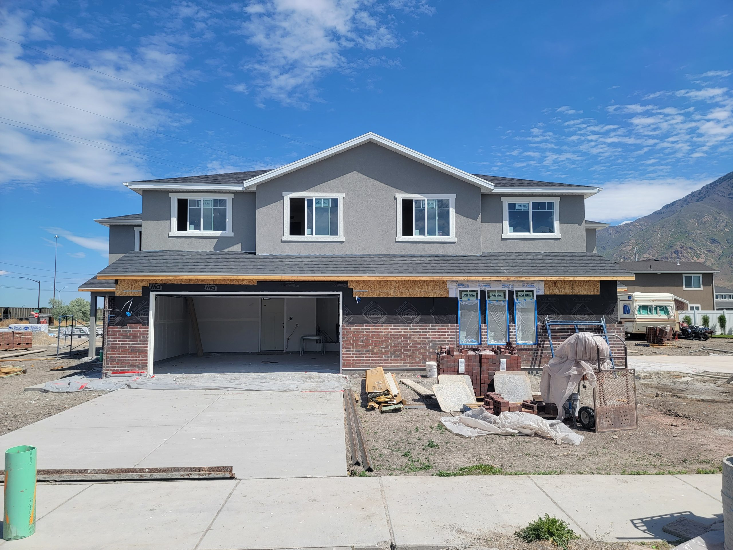 Quail Valley Twin Homes Lot 86 – Springville