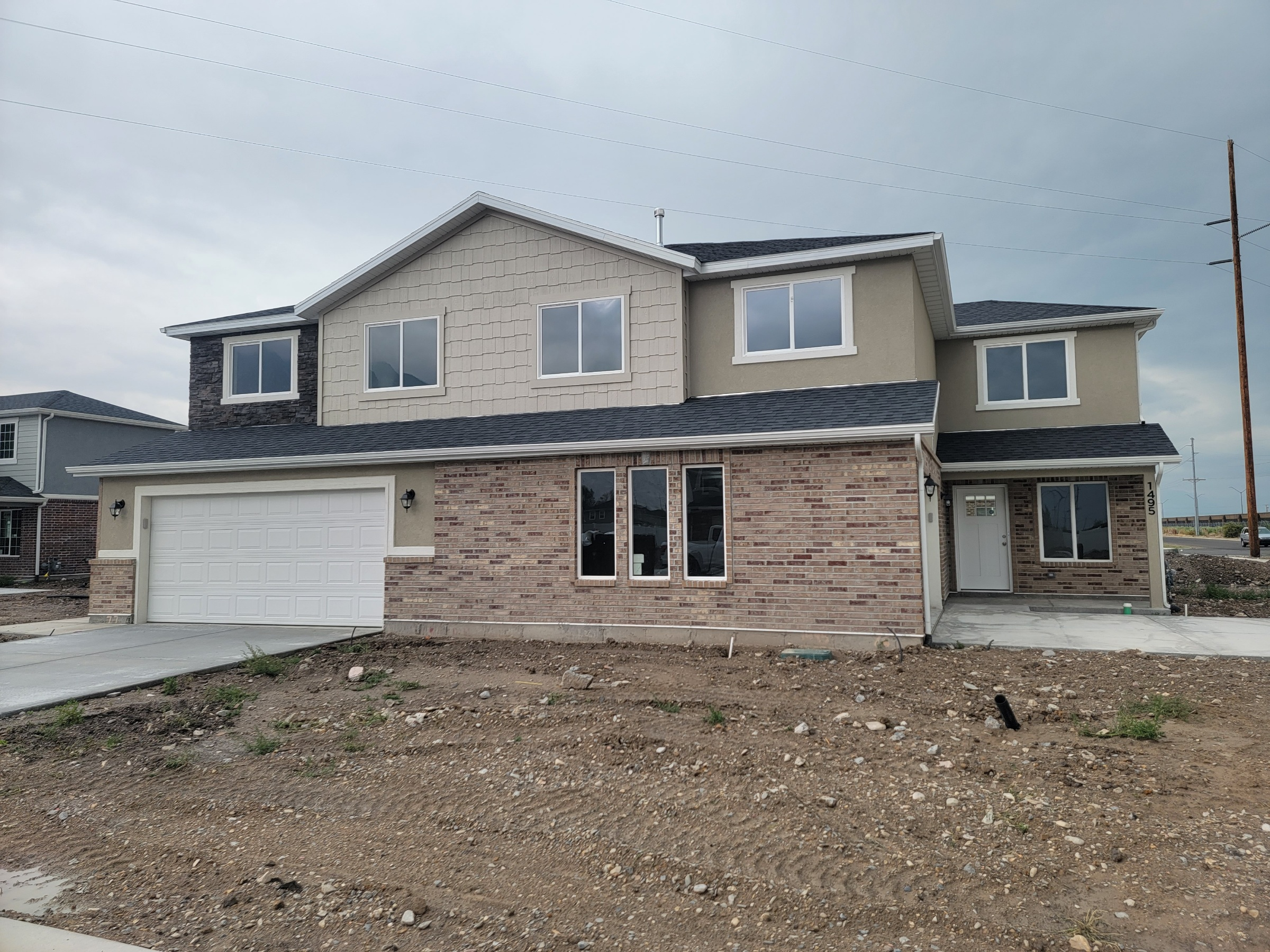 Quail Valley Twin Homes Lot 76 – Springville